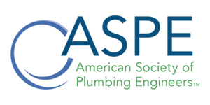 ASPE –American Society of Plumbing Engineers